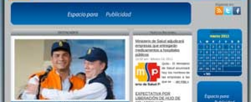 Portal Web Noticias en Linea