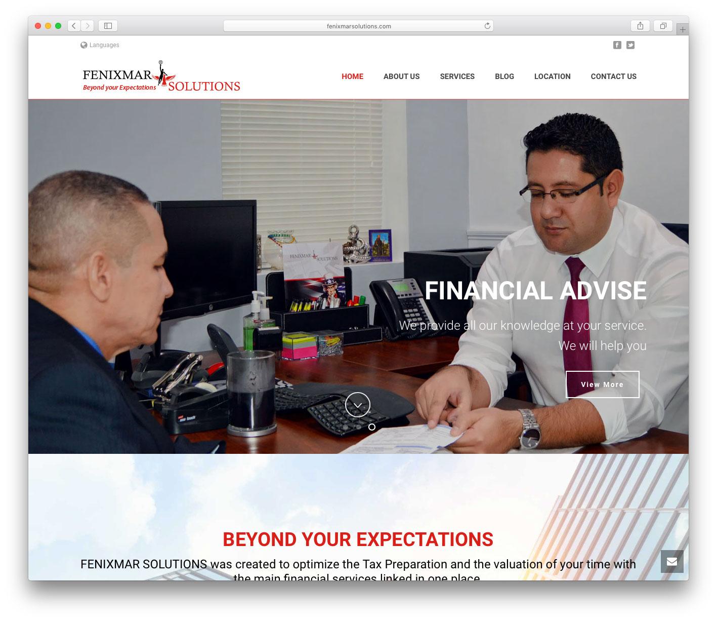 pagina-web-de-fenixmar-solutions