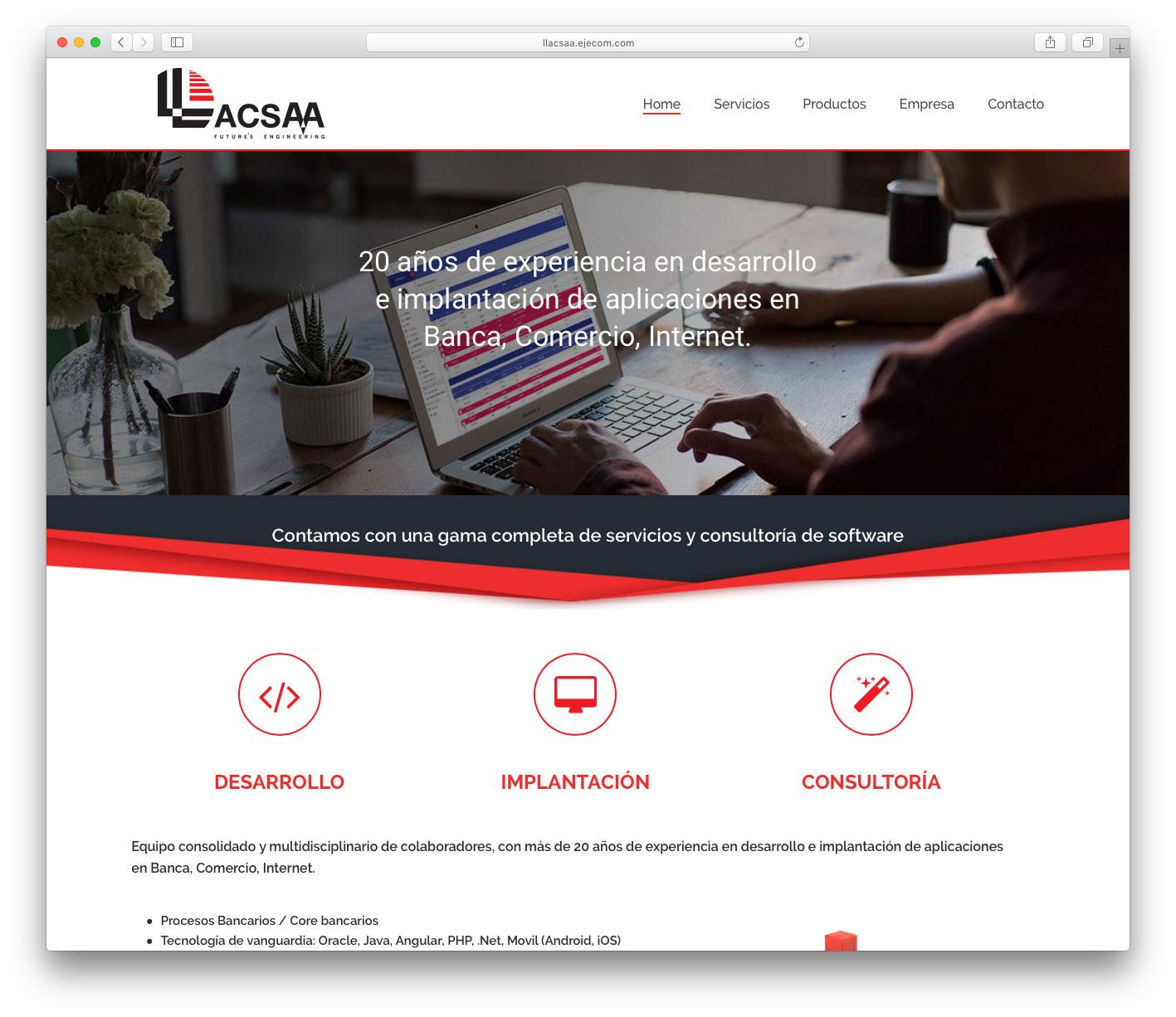 pagina-web-de-llacsaa