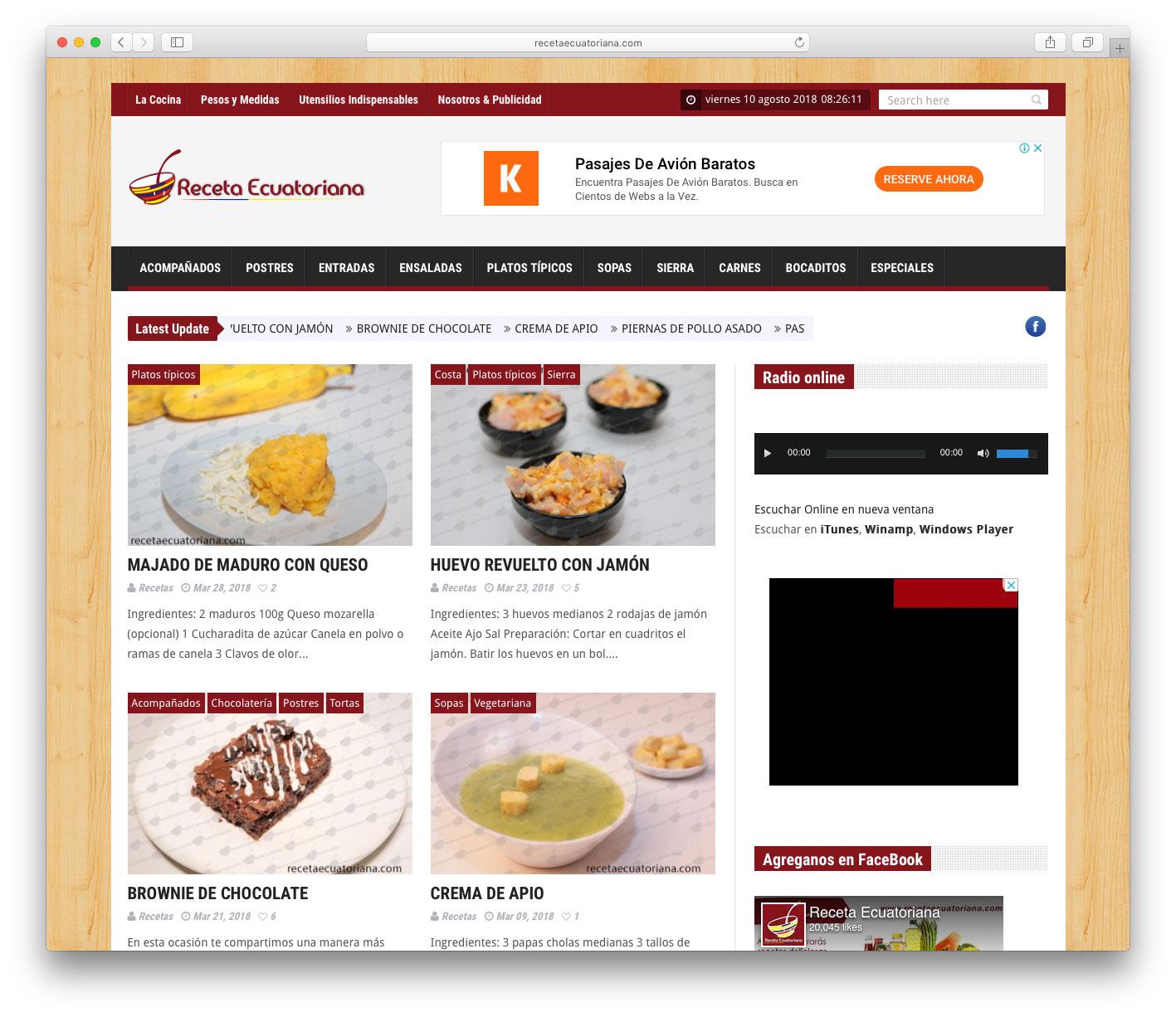 pagina-web-de-receta-ecuatoriana
