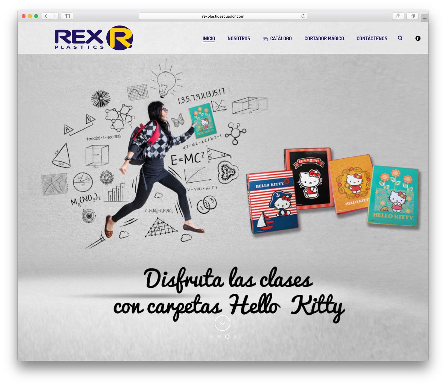 pagina-web-de-rex-plastics-ecuador